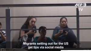 REPORT! El Salvador caravan forming via SOCIAL MEDIA