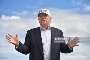 DONALD TRUMP! Midterms 'Tremendous success'
