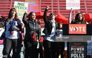 GOOD! Womens March founder calls on Linda Sarsour, Tamika Mallory