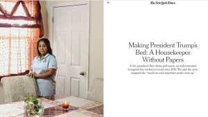 NYT hit piece accidentally reveals Trump isn't racist