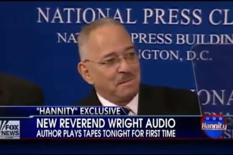 FLASHBACK! Obama paid hush money to Jeremiah  Wright during campaign