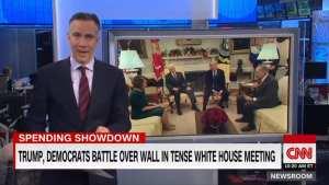 DHS spox fact checks CNN! over 3k terrorists apprehended at border last year
