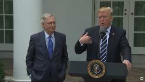 Trump demands nuclear option to get Border Wall