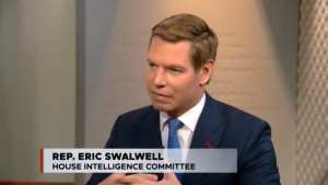 Rep. Swalwell gets exposed after claiming Trump started polarization