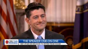 Trump! Paul Ryan promised wall funding in exchange for 2018 OMNIBUS
