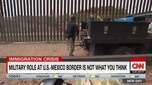 Pentagon sending 250 troops to Border Town