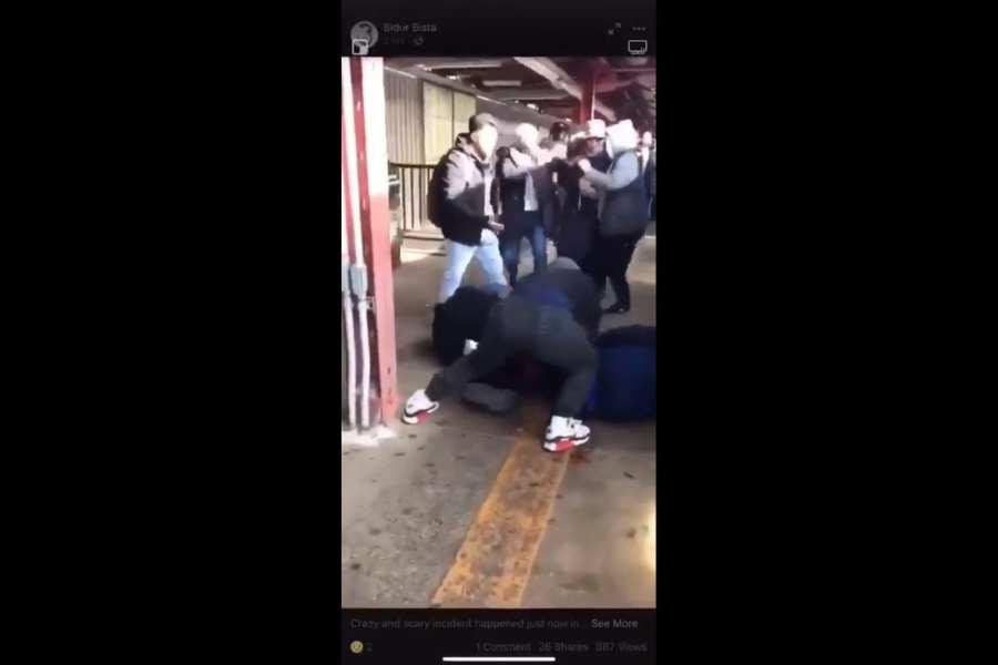 NYPD hides legal status of Subway killer