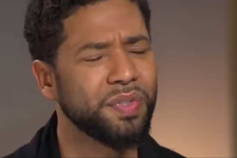 PROSECUTOR: JUSSIE SMOLLETT FACES UP TO 3 YEARS IN PRISON
