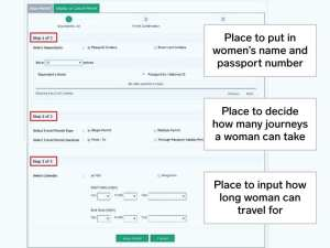 Google refuses to remove Sharia woman-tracking app