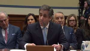 Perjury? Cohen lawyer said Cohen asked for Trump pardon