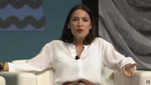 WATCH! AOC claims America is basically 'garbage' right now