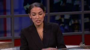 WHERE IS AOC? AOC silent over Barr summary
