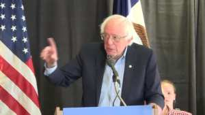 REVEALED! Bernie Sanders still has article praising Venezuela on his Website