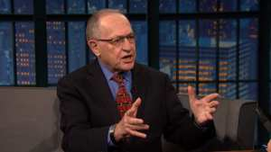 Dershowitz calls for investigation into NYT over 'anti-Semitic' cartoon