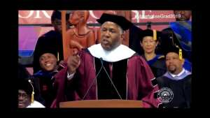 Billionaire Robert F. Smith says he'll pay Morehouse grads student debts