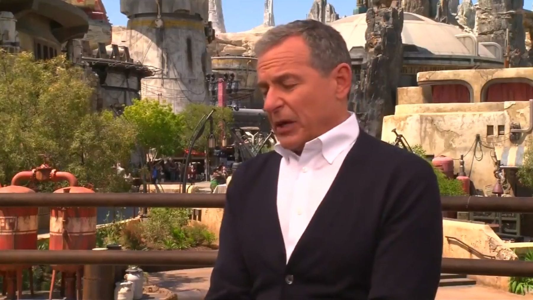 Disney CEO! Abortion laws will make it 'difficult' to film