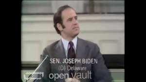 1974: Joe Biden said he could take away the 1st Amendment