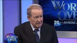 "Pat Buchanan warns Trump about war with Iran: Would become ""Trump's War"""