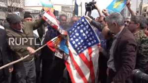 WIRE: Iran claims they shot down US drone
