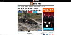 FLASHBACK: Breitbart's Darby exposes migrant deaths under Obama