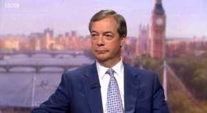 "Farage praises Trump-Kim meeting: Trump ""far better leader than many thought"""