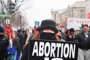 """Over 170 CEOS sign pro-abortion letter: """"against our values, and is bad for business."""""""