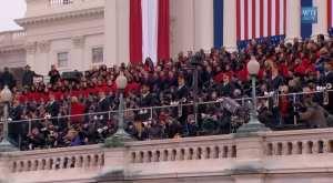 FLASHBACK: Betsy Ross flag flies at Obama's 2nd inaugural