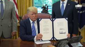 Trump signs $4.59B border bill that does little for enforcement