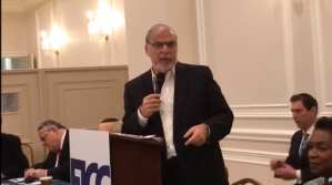 AOC blocks Americans Against Antisemitism Founder