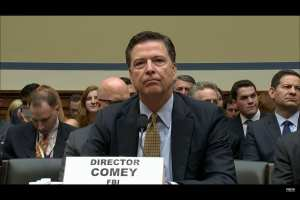 "Jordan: ""Comey, like Clinton, thinks he's above the law"""