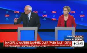Bernie and Warren claim Bible supports progressivism
