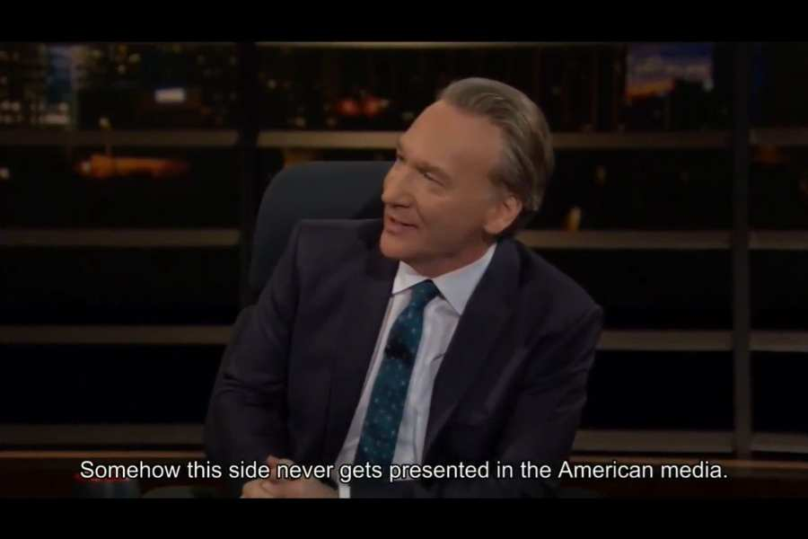 """Bill Maher calls out Tlaib for calling for boycott: """"Does Tlaib want to boycott 93% of her own party?"""""""