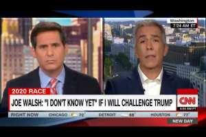 CNN brings on Trump challenger with racist tweet history