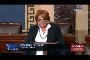 FLASHBACK: Koch Brothers support vulnerable Dem Senator in 2018
