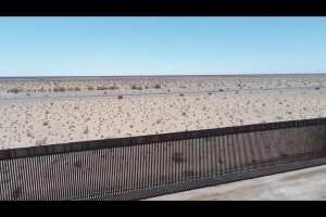 450 Miles of Border Wall set to be completed by 2020