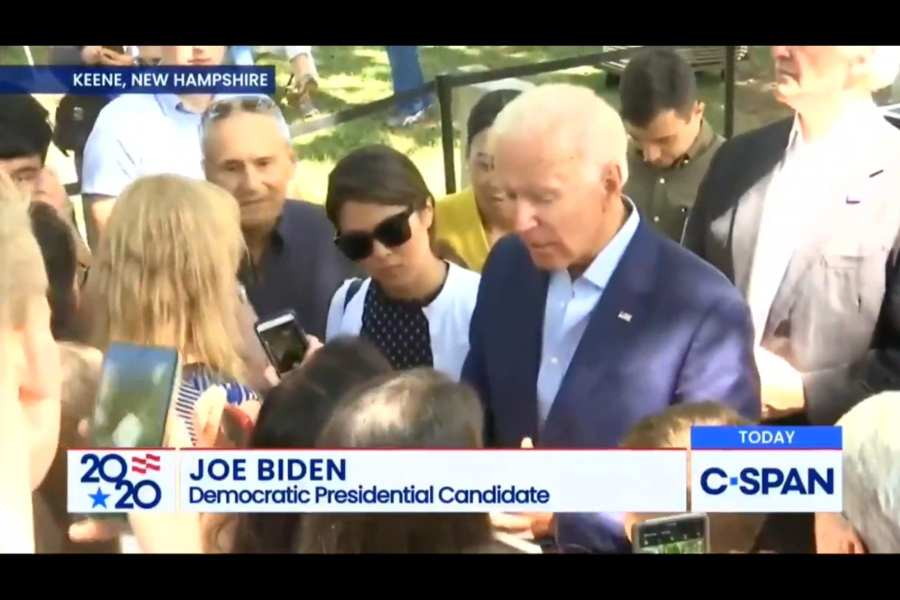 Biden says he supports $25 Minimum wage for renewable energy workers
