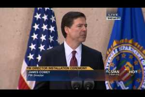 IG referred Comey for Proestuction, DOJ didn't prosecute