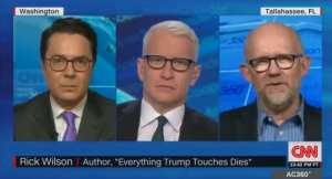 "WATCH: Never-Trumpers used ""Fredo slur"" live on CNN"