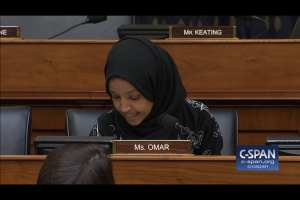 "Omar claims vetting immigrants social media is ""Fascism in action"""
