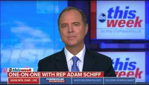 "Schiff admits Hunter Biden's Burisma work ""at a minimum an appearance of a conflict"""