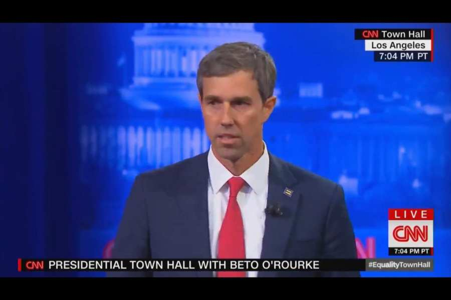 Beto says churches will lose tax exemption if they oppose same-sex marriage