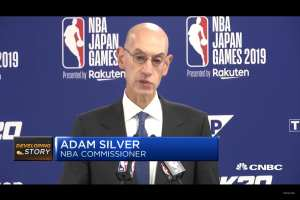 NBA players mad NBA GM wasn't punished for backing Hong Kong protestors