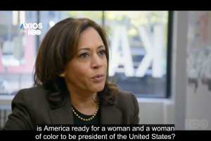 Did Kamala just call Dem voters racist and sexist?