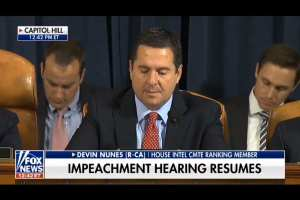 Nunes blasts Schiff over made-up phone call