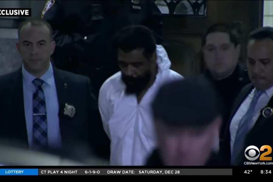 NY Anti-semite attacker was son of illegal alien