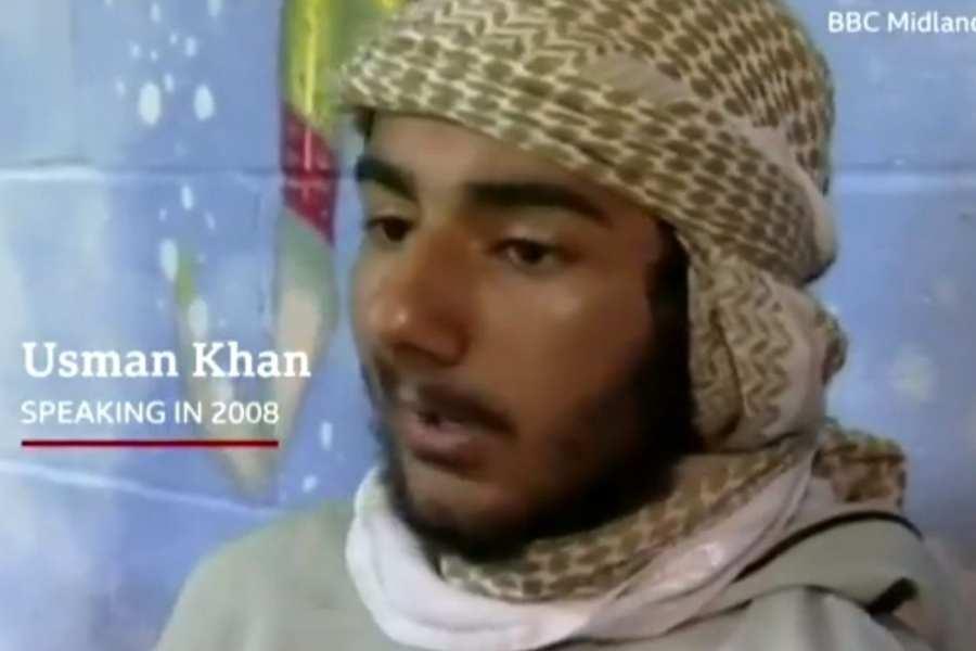 London Bridge Terrorist in 2008: 'I ain't no terrorist'