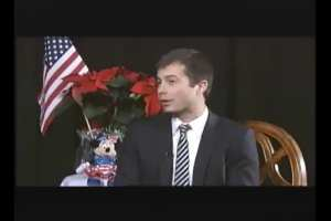 "Buttigieg: Founding fathers ""did not understand that slavery was a bad thing."""
