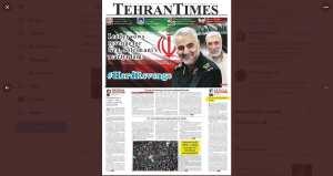News Editor: NYT article mirrors Iran's state media propaganda