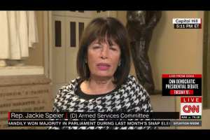 Democrat blames Trump for Iran shooting down Ukrainian airliner