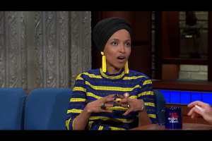 "Iranian journo calls out Omar for sharing ""defamatory article"" on social media"